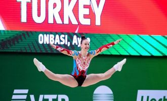 Büyükşehir'in Şampiyon Kızı Dünya Üçüncüsü Oldu