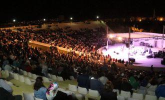 Çağlak Festivali Rumeli Gecesinde Amfi doldu taştı