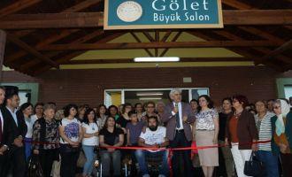 Çağlak Festivali Sanat Atölyeleri Sergileri açıldı