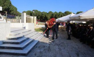 Çanakkale Zaferinin 104. Yılı Törenle Kutlandı