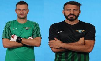 Caner ve Lukac ile sözleşme yenilendi