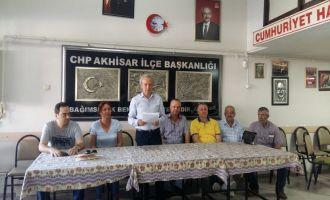 CHP İlçe Başkanı Fikirli; ''Kortej Yürüyüşüne Olumsuz Yanıt''
