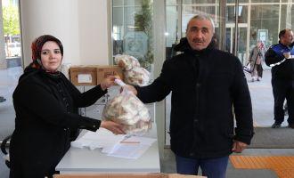 Çölyaklı vatandaşların ekmeği Akhisar Belediyesi'nden