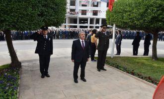 Cumhuriyet Bayramı Çelenk Sunma Töreni Yapıldı