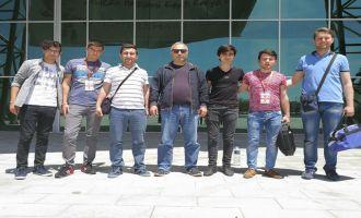 Cumhuriyet MTAL, Uluslararası robot yarışmasında katıldı