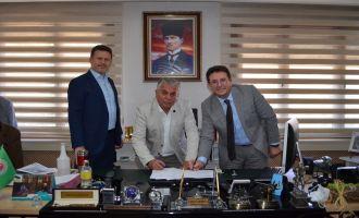 Denizbank Ve Akhisar Ziraat Odası Arasında Protokol