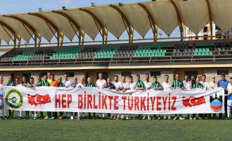 Diyarbakır ile Akhisar arasında dostluk köprüsü kuruldu