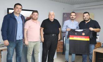 Dutlulu Yapı, Kayalıoğluspor Kulübüne Forma Göğüs Sponsoru Oldu