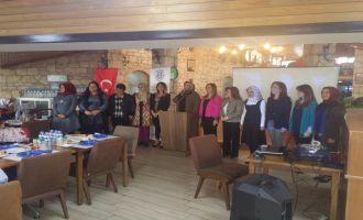 Eğitim Bir-Sen Bayanlar Komisyonu İstişare Toplantısı Gerçekleştirildi