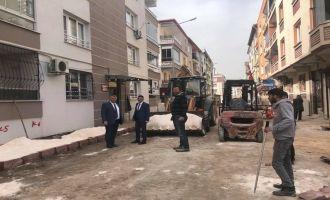 Elektrik Hatları Tamamlandı, Büyükşehir Yeniledi