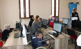 Engelli Vatandaşlara Yönelik Bilgisayar Kursları Açılacaktır