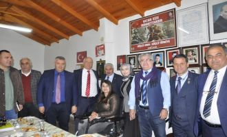 Engelliler Komisyonu Akhisar'da Toplandı