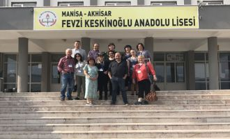 Erasmus+ ortakları FKAL'in konuğu oldu