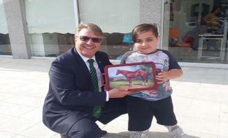 Ergün Karaoğlu'ndan Bizim Çocuklarımız Özel Eğitim ve Rehabilitasyon Merkezi'ne Ziyaret