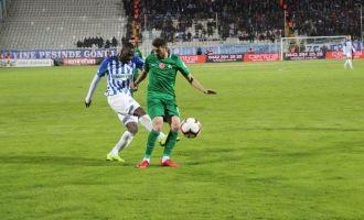 Erzurumspor; 2 - Akhisarspor; 1