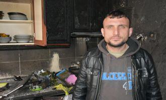 Evi Yanan Vatandaş: Sorumlular Hesap Versin