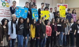 Fen Lisesi Yabancı Ortaklarını Ağırladı