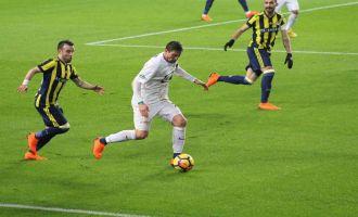 Fenerbahçe; 2 - T.M Akhisarspor; 3