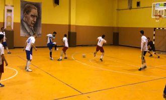 Futsal turnuvasında 14 maç geride kaldı