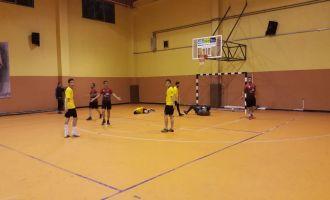 Futsal turnuvasında 3'üncü hafta başladı