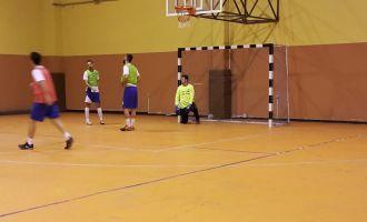 Futsal turnuvasında final grubu üçüncü gün maçları yapıldı