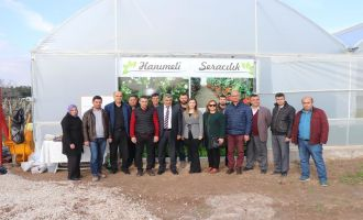 Genç Çiftçi Projeleri'nin başarısı yüz güldürüyor