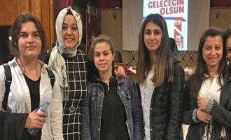 Genç kızlara 'Bırak Tutkun Hayalin olsun' eğitim semineri