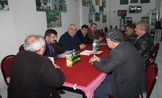 Gör-Der'de Söyleyişi Gecesi Düzenlendi