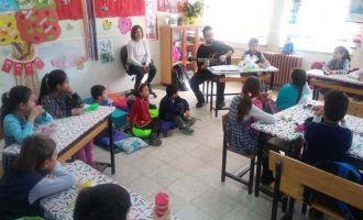 Halil Mandacı İlkokulu'ndan muhteşem etkinlik