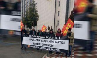 Halkın Kurtuluş Partisinden 10 kişi hakaret davasından beraat etti