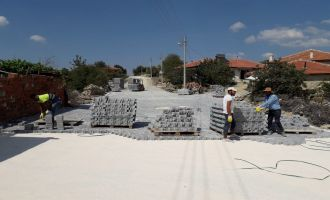 Hamitköy'ün Üstyapısında Hızla Sona Doğru