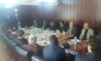 Hayat Boyu Öğrenme için planlama ve işbirliği komisyon toplantısı yapıldı
