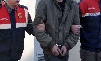 Hayvan Hırsızları Jandarmaya Takıldı