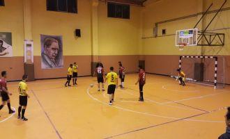 Hüseyin Çeçen ve Armağan Özeş Futsal turnuvasında 2'inci hafta başladı