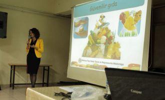 İlçe Tarımdan Her Tüketici Bir Denetçidir Eğitimine devam