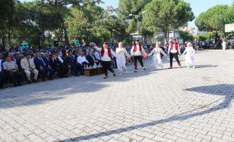 İlköğretim haftası Akhisar'da kutlandı
