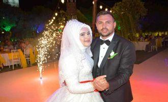 İpek ve Mustafa Çiftinin En Mutlu Günü