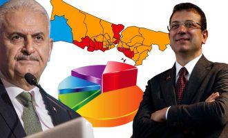 İstanbul'da seçim heyecanı! Oy verme işlemi 17.00'de bitti