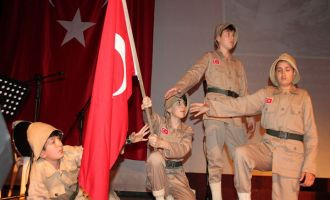 İstiklal Marşının Kabulünün 96. Yılı Kutlandı