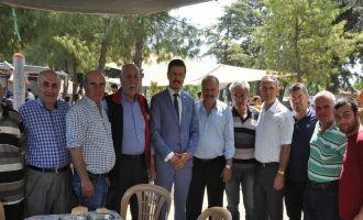 İYİ Parti İlçe Teşkilatı Mahalle Hayırlarına Katıldı