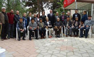 İYİ Parti İlçe Teşkilatından Huzurevine Ziyaret