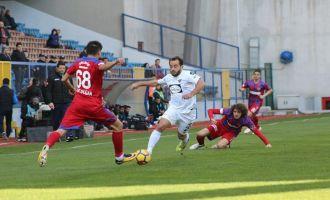 K. Karabükspor; 0 - T.M. Akhisarspor; 3