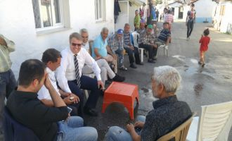 Karaoğlu Hacı İshak Mahallesi Sakinlerinin Kalbini Kazandı