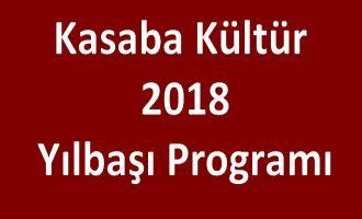 Kasaba Kültür 2018 Yılbaşı Programı