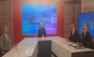 Konuşuyorum'da Akhisar'ın Konut Sektörü ve Kentsel Dönüşümü Konuşuldu