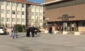 KPSS Ortaöğretim Sınavına Akhisar'da da büyük ilgi vardı