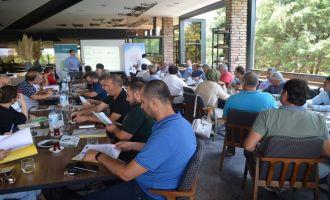 LIVERUR Projesinin Lansman Toplantısı Pilot Bölge Akhisar'da Gerçekleştirildi