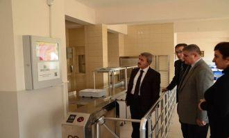 Macide-Ramiz Taşkınlar Fen Lisesi Pansiyonu öğrencilerin hizmetine açıldı