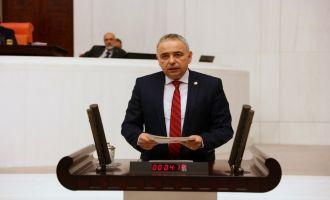 Manisa Milletvekili Bakırlıoğlu; ''Esnafın Kira Stopaj Vergisi Kaldırılsın''