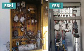 MASKİ, Akhisar'ın 4 Mahalesi'nde Elektrik Panolarını Yeniledi